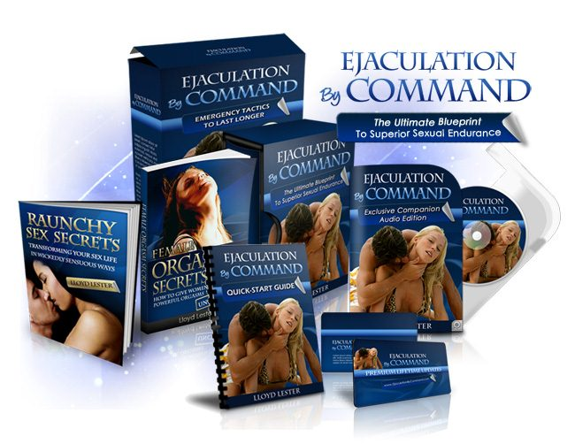 Ejaculation By Command - Full Package
